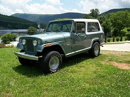 jeep jeepster classics for sale classics on autotrader. Black Bedroom Furniture Sets. Home Design Ideas