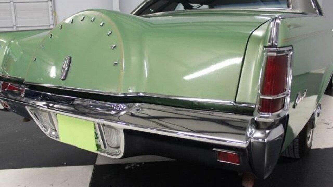 1971 Lincoln Continental for sale near Lillington, North Carolina ...