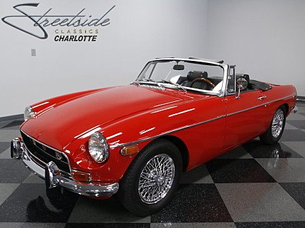 1971 MG MGB for sale 100894060