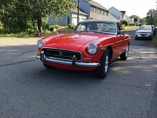 1971 MG MGB for sale 100895874