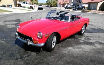 1971 MG MGB for sale 100978658