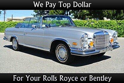1971 Mercedes-Benz 280SE for sale 100862165