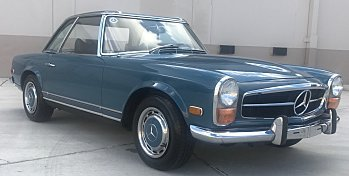 1971 Mercedes-Benz 280SL for sale 101001307