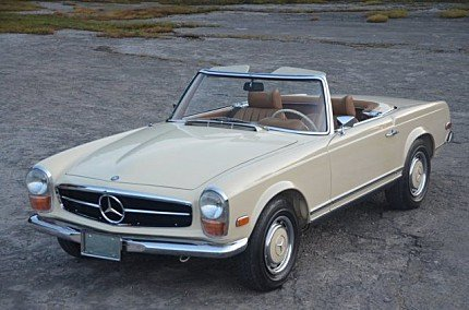 Mercedes Benz 280sl Classics For Sale Classics On Autotrader