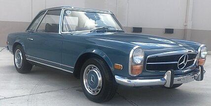 1971 Mercedes-Benz 280SL for sale 101001307