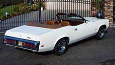 1971 Mercury Cougar for sale 100780026