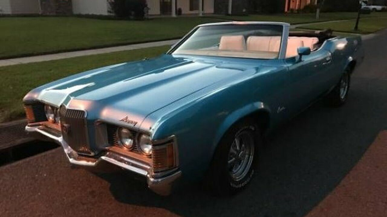 1971 Mercury Cougar for sale near Cadillac, Michigan 49601 ...