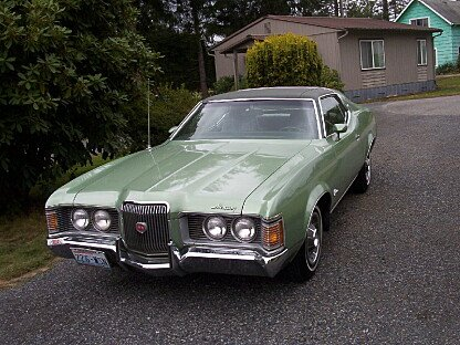 1971 Mercury Cougar for sale 100787273