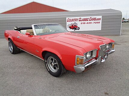 1971 Mercury Cougar for sale 100788562