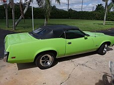 1971 Mercury Cougar for sale 100952513