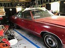 1971 Mercury Marquis Brougham Sedan for sale 100988793