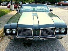 1971 Oldsmobile Cutlass for sale 100780459