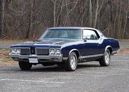1971 Oldsmobile Cutlass for sale 100780557