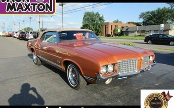1971 Oldsmobile Cutlass for sale 100821009