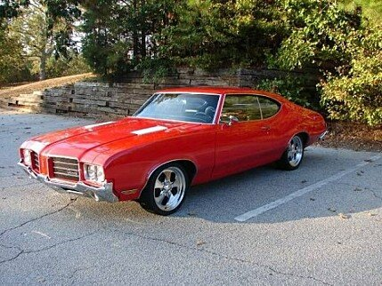 1971 Oldsmobile Cutlass for sale 100831178