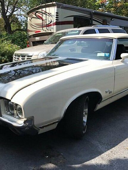 1971 Oldsmobile Cutlass for sale 100908264