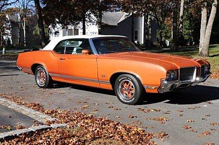 1971 Oldsmobile Cutlass for sale 100925400