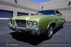 1971 Oldsmobile Cutlass for sale 100986006