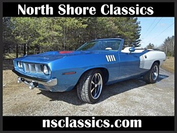 1971 Plymouth Barracuda for sale 100860739