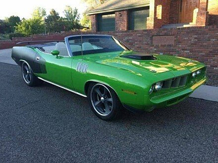 1971 Plymouth Barracuda for sale 100897066