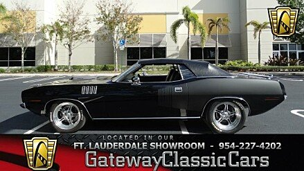 1971 Plymouth Barracuda for sale 100946281