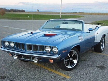 1971 Plymouth Barracuda for sale 100971671