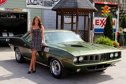 1971 Plymouth CUDA for sale 100759870