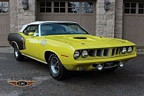 1971 Plymouth CUDA for sale 100850708