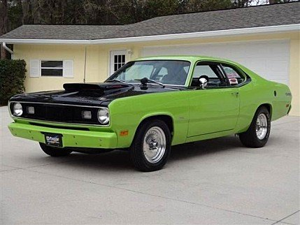1971 Plymouth Duster for sale 100893749