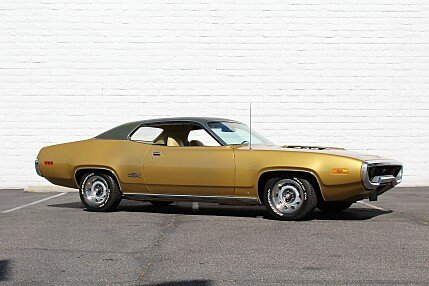 1971 Plymouth GTX for sale 100896424