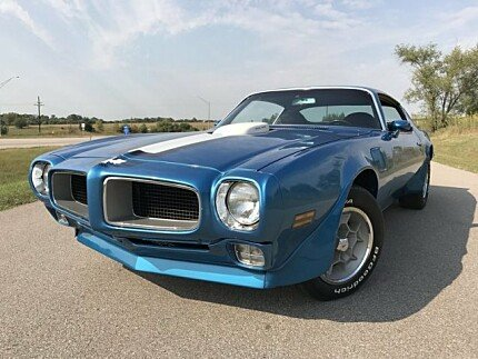 1971 Pontiac Firebird for sale 100984289