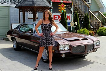 1971 Pontiac GTO for sale 100757353