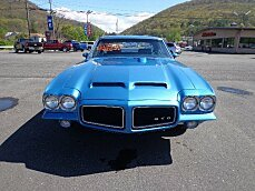 1971 Pontiac GTO for sale 100868029
