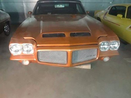 1971 Pontiac GTO for sale 100915247