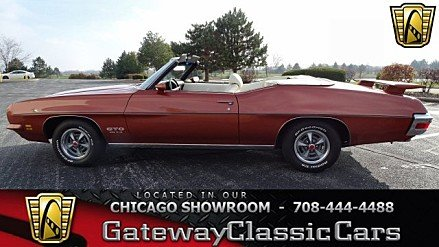 1971 Pontiac GTO for sale 100925585