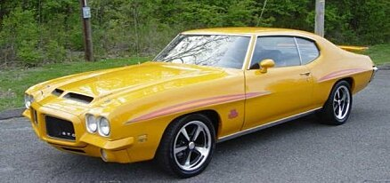 1971 Pontiac GTO for sale 100977761