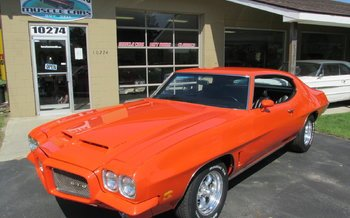 1971 Pontiac GTO for sale 100988520