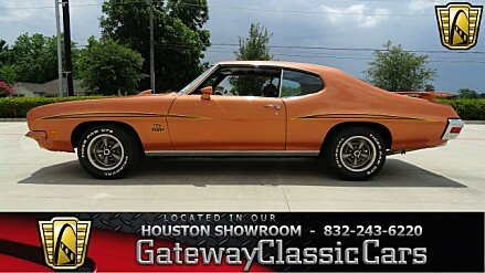 1971 Pontiac GTO for sale 100994929