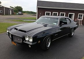 1971 Pontiac GTO for sale 101018147