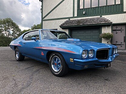 1971 Pontiac GTO for sale 101025424
