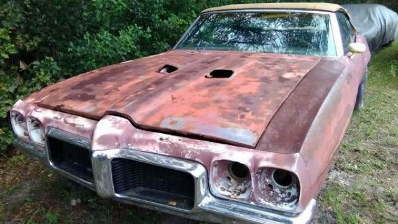 1971 Pontiac Le Mans for sale 100895831
