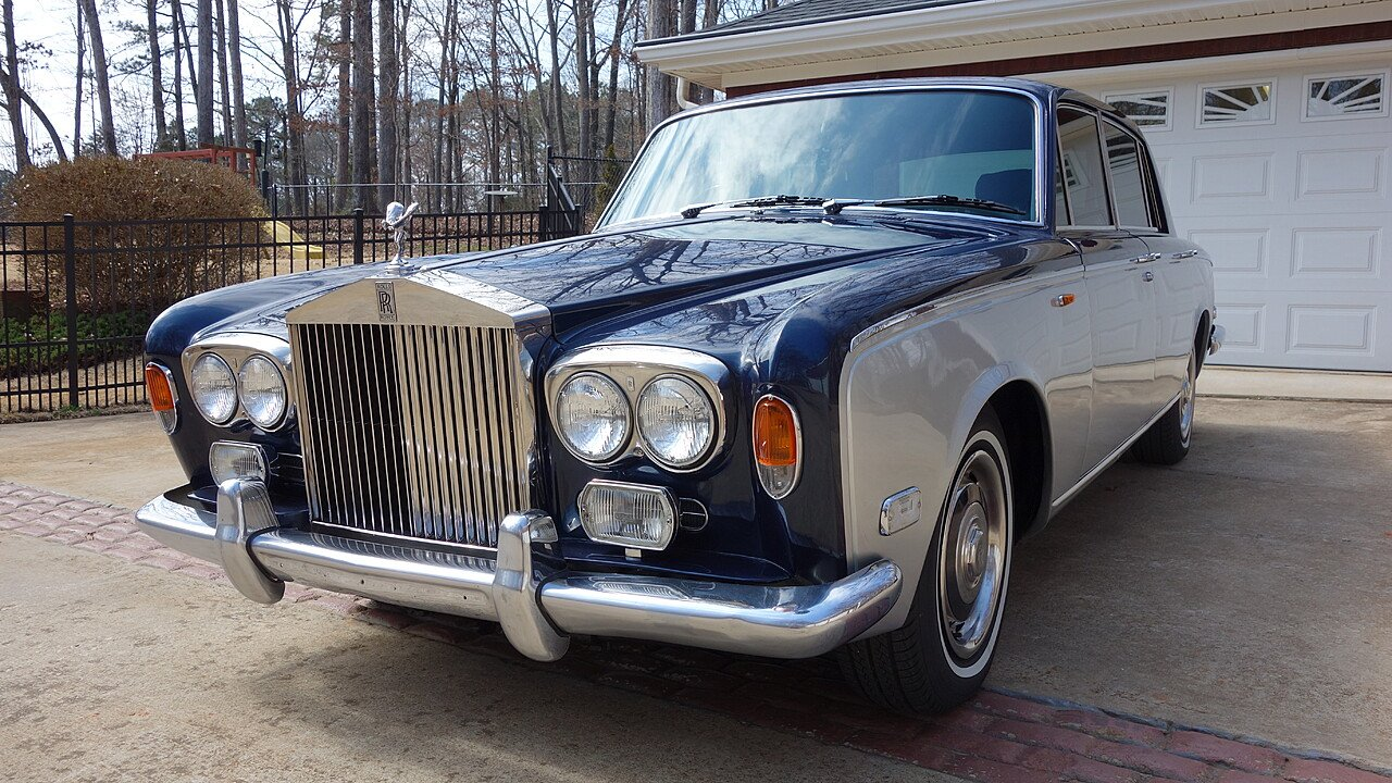1971 rolls royce silver shadow for sale near stockbridge. Black Bedroom Furniture Sets. Home Design Ideas