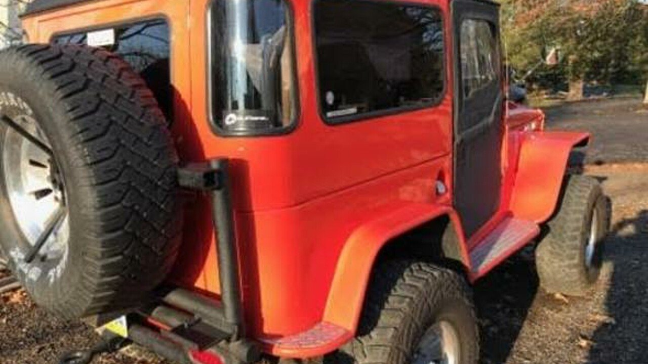 1971 Toyota Land Cruiser for sale 100817435