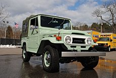 1971 Toyota Land Cruiser for sale 100962313