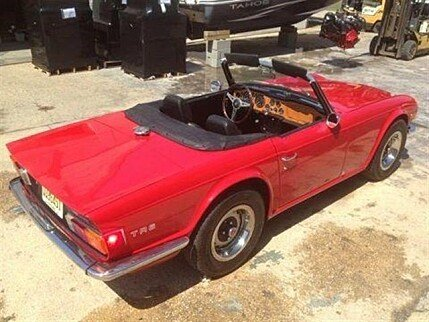 1971 Triumph TR6 for sale 100722416