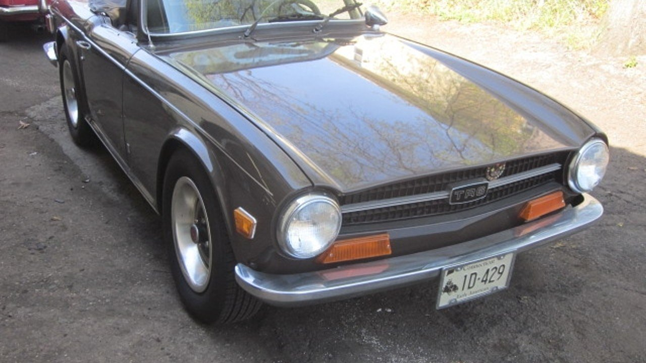 1971 Triumph TR6 for sale near Stratford, Connecticut 06615 ...