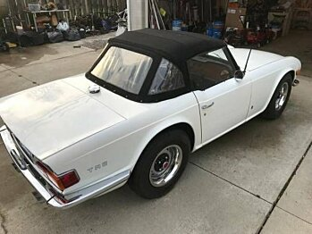 1971 Triumph TR6 for sale 100991030