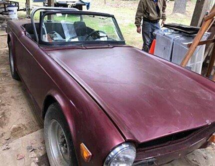 1971 Triumph TR6 for sale 100906850