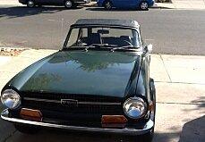1971 Triumph TR6 for sale 100911521