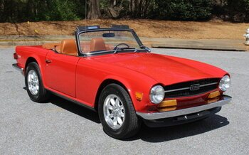 1971 Triumph TR6 for sale 100973964